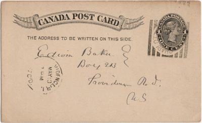 , Canada Post Card (2329), PEI Postcards