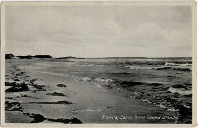 , Brackley Beach, Prince Edward Island (2332), PEI Postcards