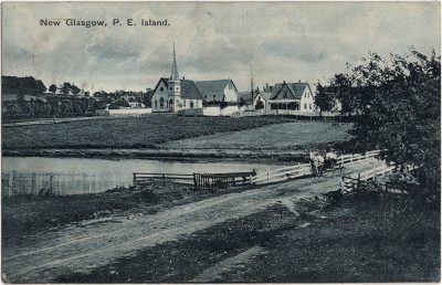 , New Glasgow, P.E. Island (2360), PEI Postcards