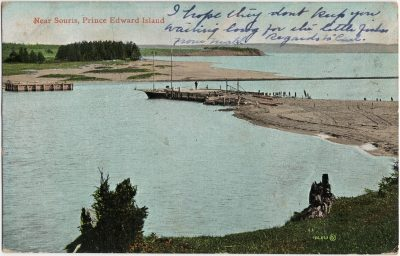, Near Souris, Prince Edward Island (2339), PEI Postcards