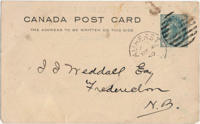 , Canada Post Card (2364), PEI Postcards