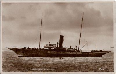 , S.S. Hochelaga, Pictou, N.S. (2390), PEI Postcards