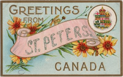 , Greetings From St. Peters, Canada (2398), PEI Postcards