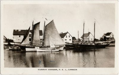 , Murray Harbor, P.E.I., Canada (2396), PEI Postcards