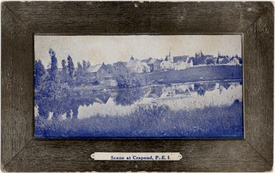 , Scene at Crapaud, P.E.I. (2478), PEI Postcards