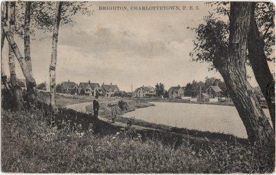 , Brighton, Charlottetown, P.E.I. (2455), PEI Postcards