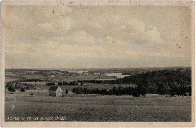 , Bonshaw, Prince Edward Island. (2451), PEI Postcards
