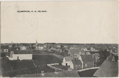 , Alberton, P.E. Island. (2551), PEI Postcards