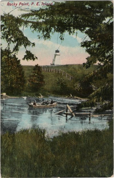 , Rocky Point, P.E. Island (2510), PEI Postcards