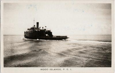 , Wood Islands, P.E.I. (2488), PEI Postcards