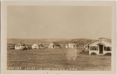 , Avonlea Lodge in the Ann Country – Cavendish, PEI (2554), PEI Postcards