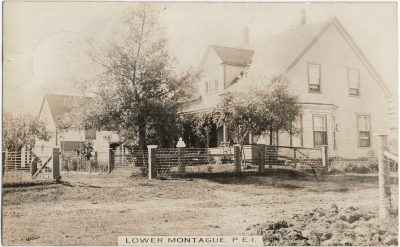 , Lower Montague, P.E.I. (2535), PEI Postcards