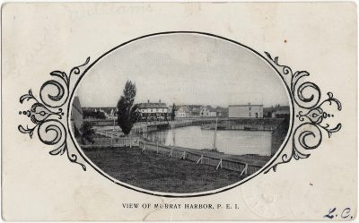 , View of Murray Harbor, P.E.I. (2526), PEI Postcards