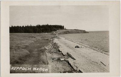 , Keppoch Beach (2642), PEI Postcards