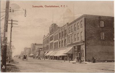 , Sunnyside, Charlottetown, P.E.I. (2650), PEI Postcards