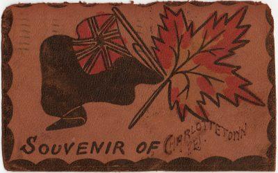 , Souvenir of Charlottetown, P.E.I. (2630), PEI Postcards