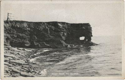 , Point Prim, P.E. Island. (2623), PEI Postcards