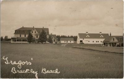 , Gregors' Brackley Beach (2617), PEI Postcards