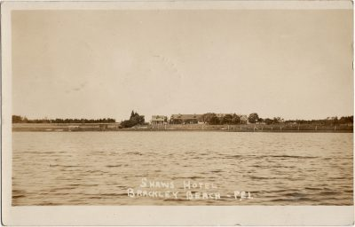 , Shaws Hotel Brackley Beach – P.E.I. (2610), PEI Postcards