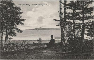 , Victoria Park, Charlottetown, P.E.I. (2602), PEI Postcards