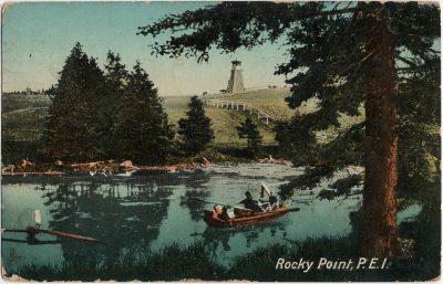 , Rocky Point, P.E.I. (2654), PEI Postcards