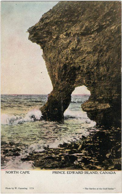 , North Cape Prince Edward Island, Canada. (2693), PEI Postcards