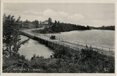 , Montague, P.E. Island. (2690), PEI Postcards