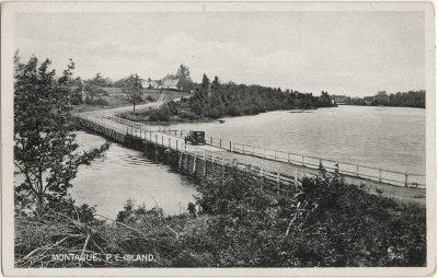 , Montague, P.E. Island. (2681), PEI Postcards