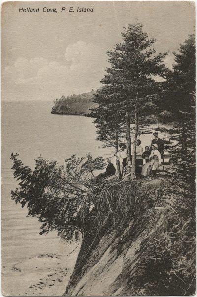 , Holland Cove, P.E. Island (2672), PEI Postcards