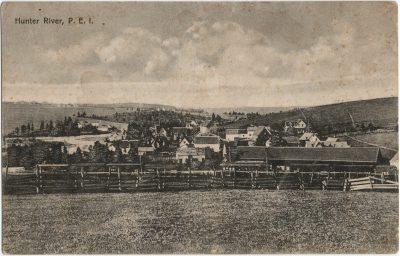 , Hunter River, P.E.I. (2675), PEI Postcards