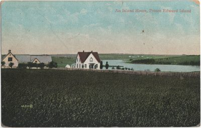 , An Island Home, Prince Edward Island (2721), PEI Postcards