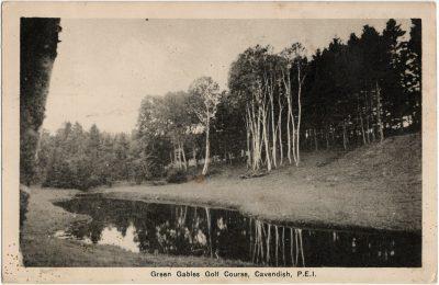 , Green Gables Golf Course, Cavendish, P.E.I. (2717), PEI Postcards