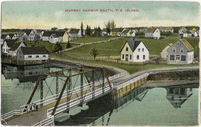 , Murray Harbor South, P.E. Island. (2713), PEI Postcards