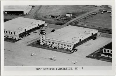 , RCAF Station Summerside, No. 3 (2760), PEI Postcards