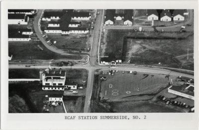 , RCAF Station Summerside, No. 2 (2759), PEI Postcards