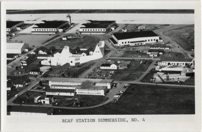 , RCAF Station Summerside, No. 4 (2762), PEI Postcards