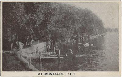 , At Montague, P.E.I. (2783), PEI Postcards