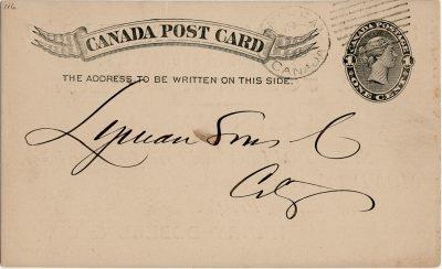, Canada Post Card (2840), PEI Postcards