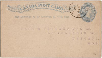 , Canada Post Card (2884), PEI Postcards