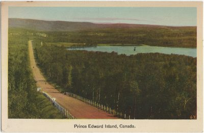 , Prince Edward Island, Canada {note this image is used to depict multiple locations, and is most     likely a Nova Scotia image} (2855), PEI Postcards
