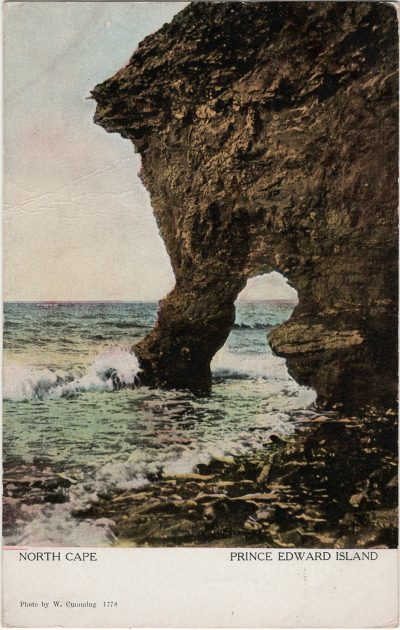 , North Cape Prince Edward Island (2851), PEI Postcards