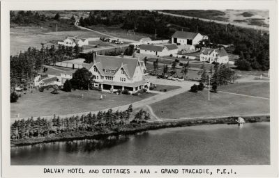 , Dalvay Hotel and Cottages – AAA – Grand Tracadie P.E.I. (2923), PEI Postcards