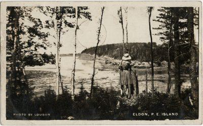 , Eldon, P.E. Island Photo by Louson (2976), PEI Postcards