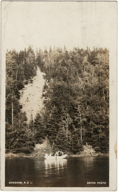 , Bonshaw, P.E.I. Bayer Photo (2185), PEI Postcards
