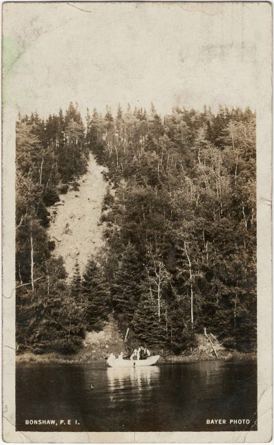, Bonshaw, P.E.I. Bayer Photo (2973), PEI Postcards