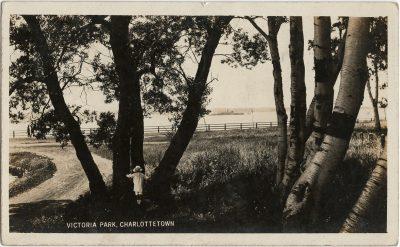 , Victoria Park, Charlottetown (2969), PEI Postcards