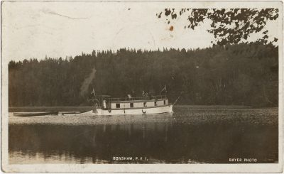 , Bonshaw, P.E.I. Bayer Photo. (2959), PEI Postcards