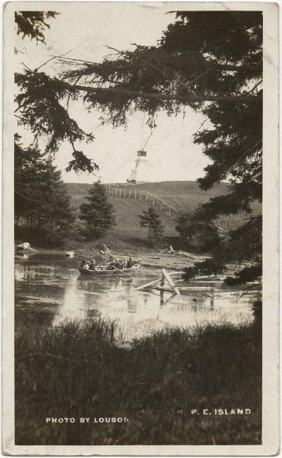 , Photo by Louson P.E. Island (2974), PEI Postcards