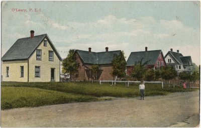 , O'Leary, P.E.I. (3035), PEI Postcards