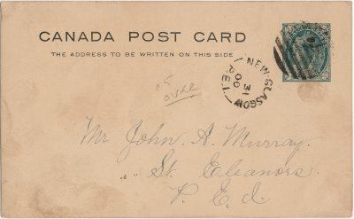 , Canada Post Card (3032), PEI Postcards